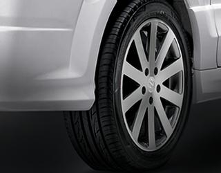 New Design Alloy Wheel R17 Inch