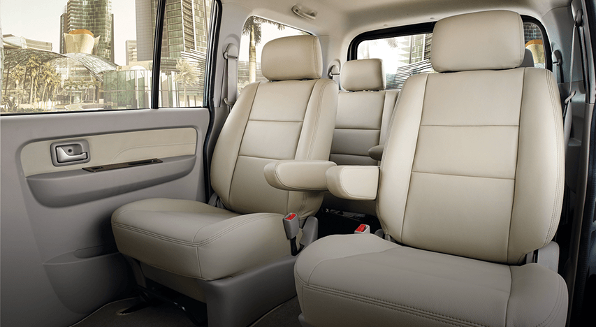 Captain Seat with Eco Leather