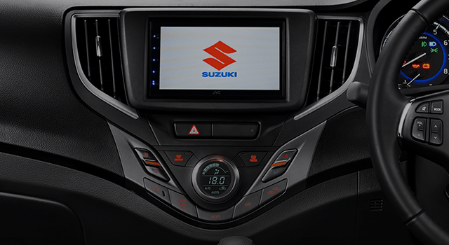 Audio Touchscreen dan Auto Climate AC with Heater