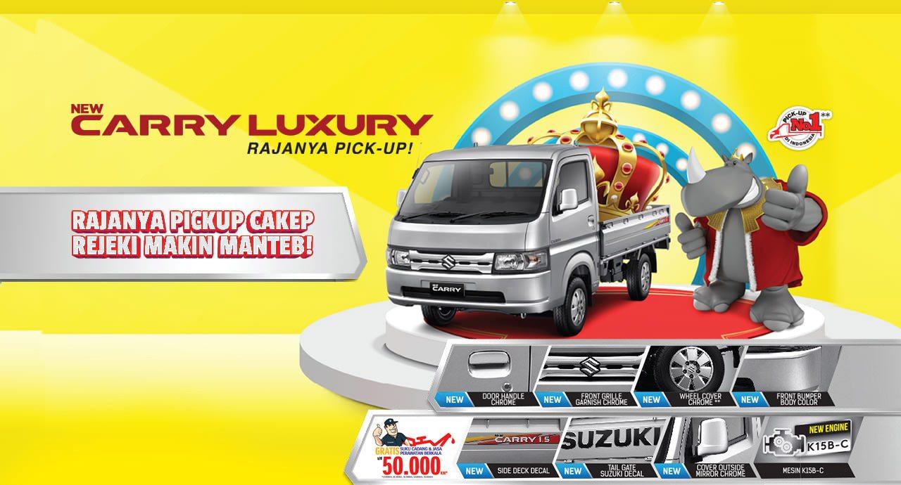 Suzuki Carry Luxury