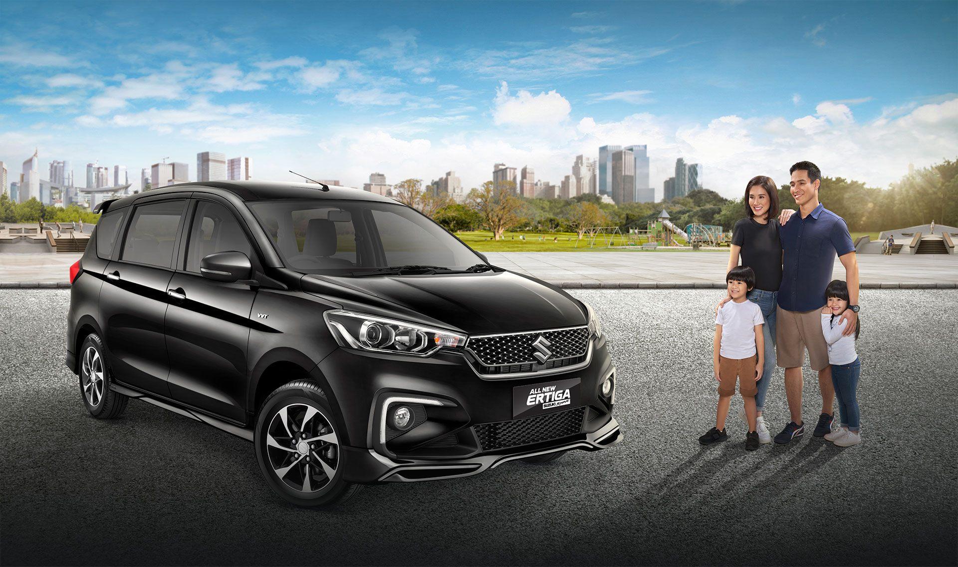 Suzuki Ertiga Sport