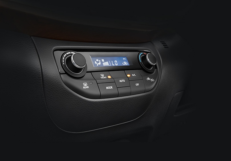 AC Auto Climate & Heater Digital