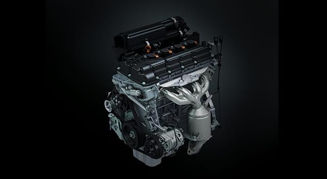 Efficient K12M Engine