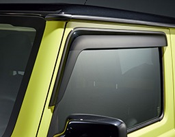 Rain & Wind Deflector (Door Visor)