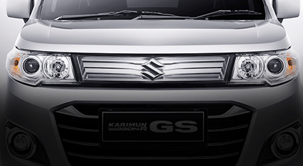 Stylish Front Grille