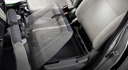 Under Seat Tray