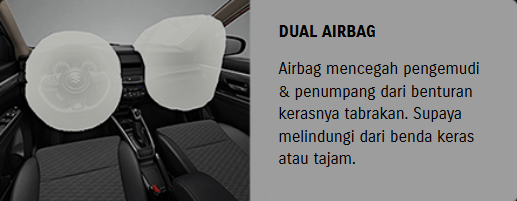 Dual Airbag