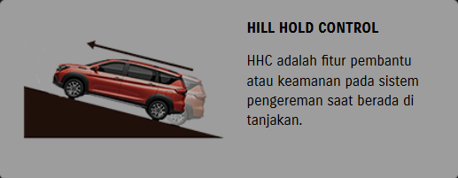 Hill Hold Control