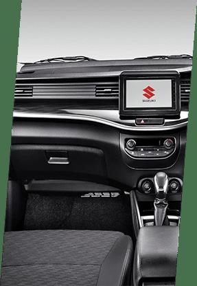 Stunning Carbon Fibered Pattern Dashboard